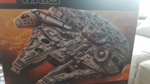 75192 Millennium Falcon 002